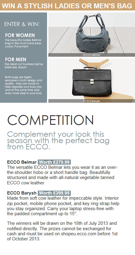 ECCO competition