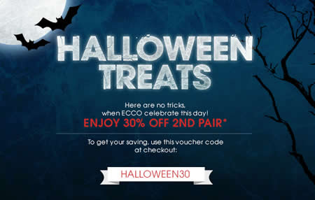 Ecco Shoes Halloween discount