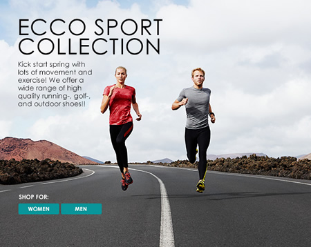 Ecco Sport Collection