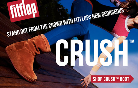 FitFlop Crush boot